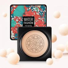 Air Cushion Foundation BB Cream Concealer Mushroom Brighten Cream CC Makeup Cosmetics Head Whitening Base Cosmetic N5S4