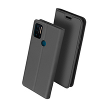 For Umidigi A7 Pro Case Leather and TPU Flip Stand Wallet with Card Holder Protective Cover For Umidigi A7 Pro Case Business luxury business genuine leather magnetic holder thin case for umidigi a5 pro umidigi a3 umidigi a3 pro flip holster cover capa