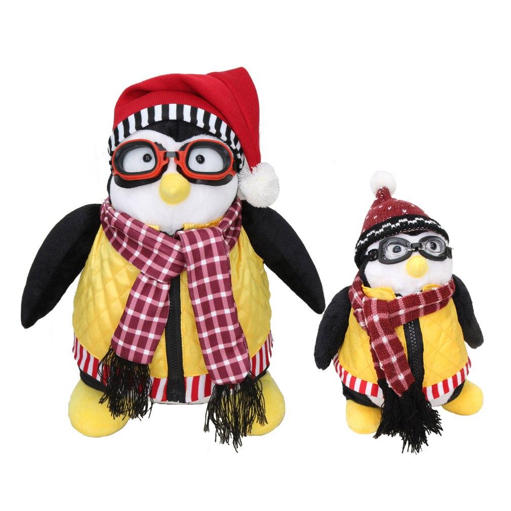 25cm-45cm Joey's Friend Penguin Hugsy Plush Toys Cute Rachel Penguin Stuffed Animals Doll Toys For Children Christmas Gift