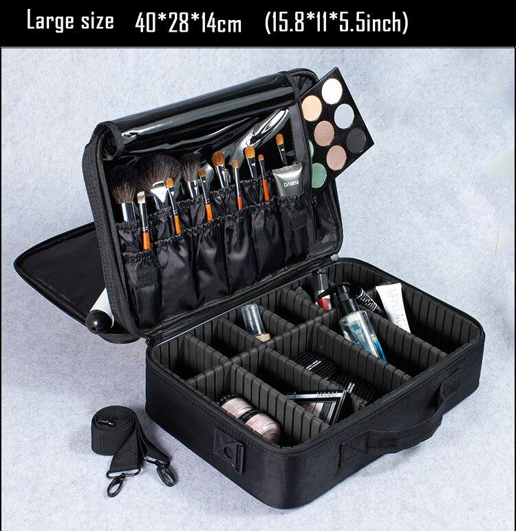 mulheres viagem grande capacidade de armazenamento caixa
