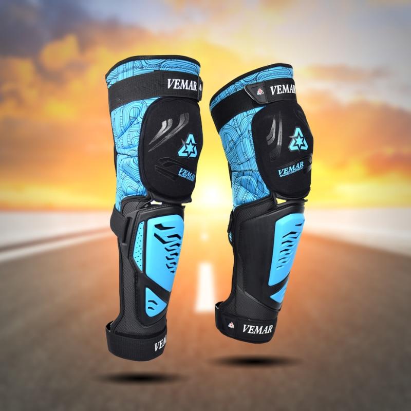 Vemar Motorcycle Knee Protection Motocross knee Protector Pads Guards Protective Gear motorcycle Knee pads rodilleras moto 1