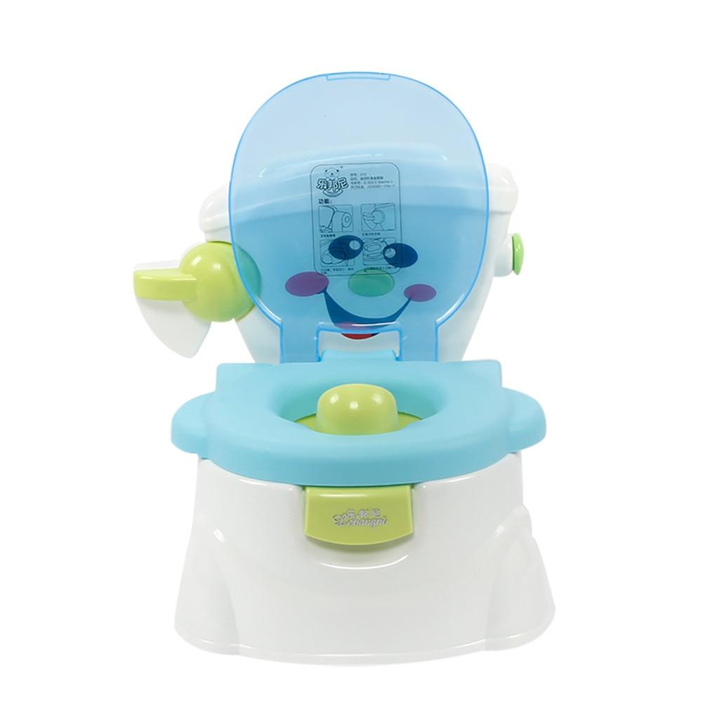 Portable Baby Pot Newborns Multifunction Baby Potty Toilet Seat Child Training Girls Boy Potty Kids Chair Pot For Children N30