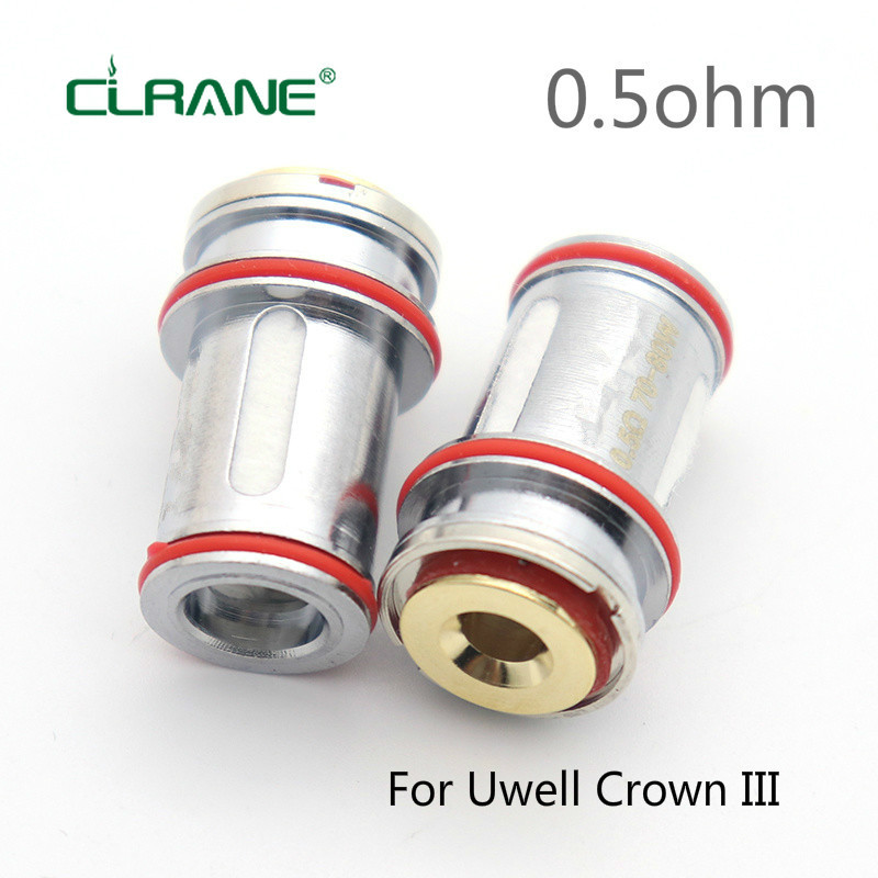 For Uwell Crown III Atomizer 0.5 Ohm Coil  For Uwell Crown III/Crown 3