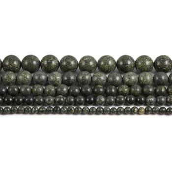 Natural Semi Precious Stone Beads Beryles DIY For Making Bracelet Necklace And Earrings 4/6/8/10mm 38cm for sale image