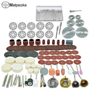 Image 2 - Dremel 100 Mini Máy Khoan Máy Khắc Gỗ Phụ Kiện Đánh Bóng Dụng Cụ Điện Phụ Kiện Xoay Công Cụ Phụ Kiện