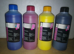 Environmentally friendly 4 colors water ink for Outdoor background wall printer 3D wall printing machine
