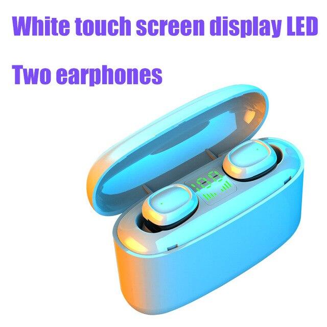 G5S Double LED White