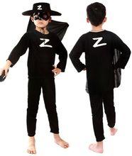 Spiderman Batman Zorro Halloween Costumes Kids Superhero Capes Anime Cosplay Carnival Christmas Superman Costume