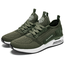 Air Cushion Sports Running Shoes Men Athletic Shoes