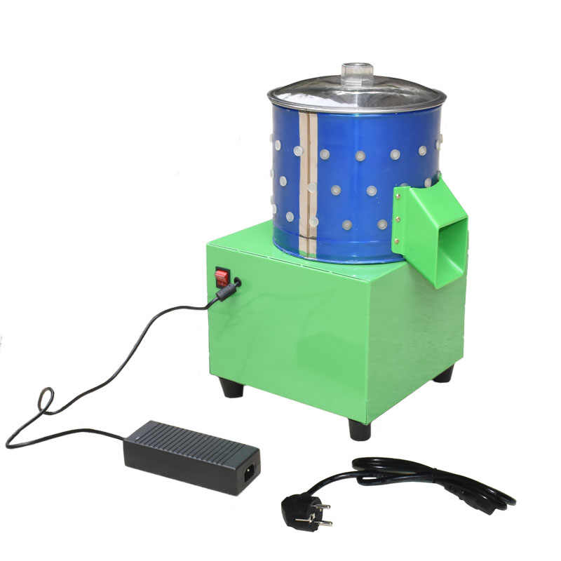 ✔ ✔ ✔Small Poultry Plucker Chicken Birds Depilator Dove Feather Plucking Machine
