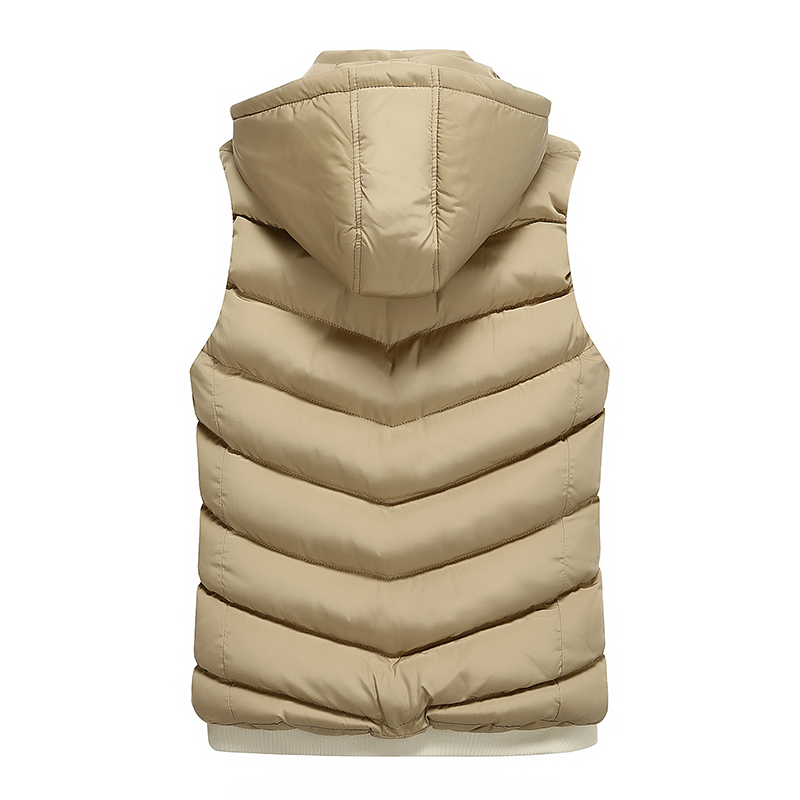 H990a48089c014b8890c72a37e373f71fc Men White Duck Down Vest Ultralight Sleeveless Jacket Stand Collar Loose 2019 New Autumn Winter Warm Sleeveless Jacket Waistcoat