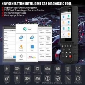 Image 3 - LANÇAMENTO X431 CRP479 Motor Scanner de código de Ferramenta de Diagnóstico Auto OBD2 ABS EM Óleo EPB 2 15 DPF Redefinir TPMS OBD Carro leitor de código de PK CRP429 scaner scanner automotivo
