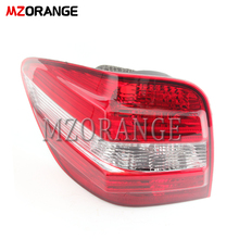 Left/Right Rear Tail lights For Benz ML305 2006-2011 Rear Brake Light Tail Stop Turn Signal Fog Lamp Car Accessories стоимость