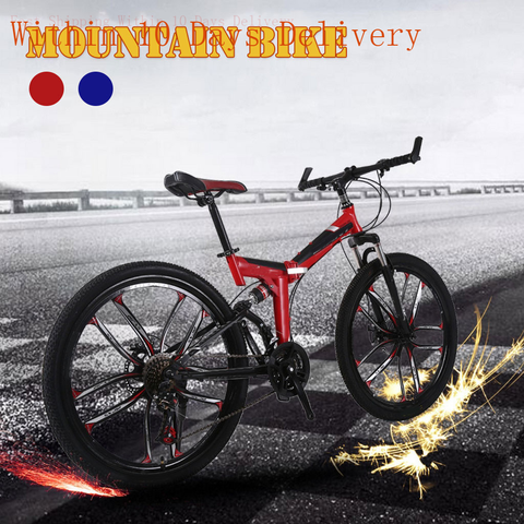 Cores de Alumínio Ciclismo ao ar Velocidade para Adulto Presente do Estudante Mountain Bike Várias Corrida Livre 26 'velocidade 21 Biicleta