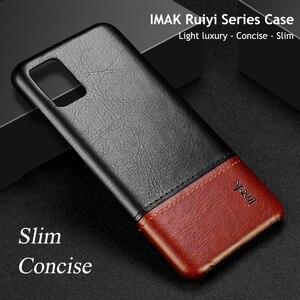 Роскошный кожаный чехол Etui для Samsung A80, чехол Samsung A51 A50 A70, чехол IMAK Для Samsung Galaxy A80, чехол A50 S A30S A 51