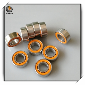 Rodamiento de cerámica de SMR105-2OS, rodamiento de cerámica híbrido de acero inoxidable,...