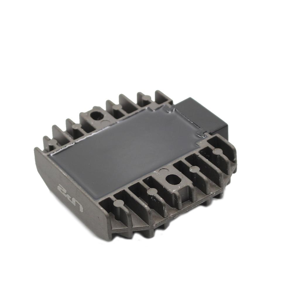 SSGLOVELIN R/égulateur de Tension Moto Rectifier Fit for Yamaha YZF600 XP500 T-Max 500 TDM850 FZR600 FZ6 FZ6N FZ6S V-Star XVS400 DS400 R1 R6