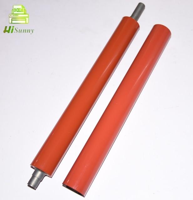 Original For Konica Minolta Bizhub C554 C654 C754 C554e C654e C754e Fuser film belt sleeve and Lower Fuser Pressure Roller