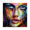 Francoise Nielly Jordon Oil Painting Canvas Pictures For Living Room Wall Poster And Painting Modern Art Unframed