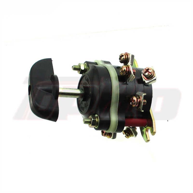 Tdpro 12 V/36/48/60/72/84/96 V Skuter Listrik Sikat Tombol switch On/Off Maju/Mundur Switch Mobilitas Go Kart Skuter ATV Quad