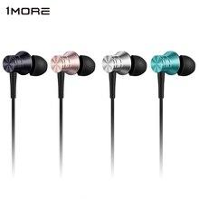 1 더 E1009 피스톤 메탈 스테레오 이어폰, 귀에 유선 헤드셋 이어 버드, 3.5mm, 밸런스드 몰입 형 저음 이어폰