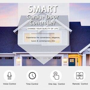 Image 5 - Smart Wifi Schakelaar Voor Alexa Google Thuis Slimme Leven/Tuya App Controle Garagedeuropener Smart Deurslot Controller