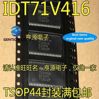 5Pcs IDT71V416S10PH IDT71V416S10PHG 71V416 TSOP44  in stock  100% new and original