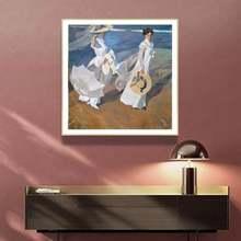 Настенный декор плакаты импрессионист художник joaquin sorolla