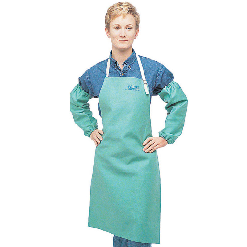 WELDAS 33-7036 Welding Protective Apron Firefox Burn-in Apron Fire Prevention Flame Retardant Apron Wholesale