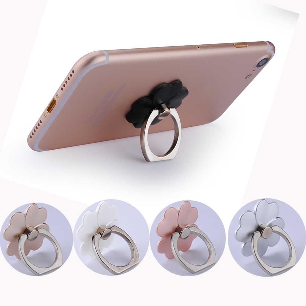 Venta al por mayor hembra Universal soporte para teléfono con anillo para dedo para iPhone XS Max X XR 8 7 6 6S Plus 5S teléfono inteligente para Samsung todos los teléfonos
