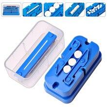 Pílula de medicina titular tablet cortador divisor casa caso pílula mini profissão portátil caixa de armazenamento comprimido comprimido cortador divisor