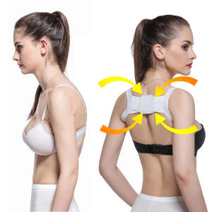 Correction-Band Spine Back-Shoulder New 1-Pc 20-Humpback-Back Posture Pain-Relief
