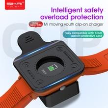 Быстрое зарядное устройство SIKAI Clips для Xiaomi Huami Amazfit Bip Bit Youth Smart Watch Charging Dock для Huami Amazfit Bip Bit Watch