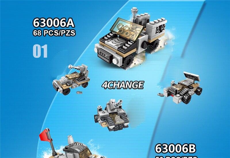 1000+ PCS Military Warship Navy Aircraft Army Figures Building Blocks LegoINGlys Army Warship Construction Bricks Children Toys (20)