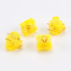 Image 2 - Interrupteurs à encre Gateron noir/rouge/bleu/jaune/noir silencieux (10 pièces)