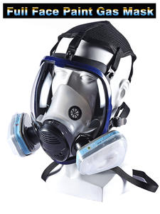 6800 Respirator Chemical-Mask Cartridge CARBON-FILTER Paint Full-Face Full-Protective-Spray