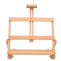 Adjustable Tabletop Wooden Easel Stand Sketch Easel Accessories Studio H Frame for Artist Painting Easel Drawing Art Supplies
