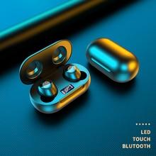 Wireless-Headset Sports Headphone R185 Buds Plus Bluetooth Samsung Bud Charging-Box Led-Display