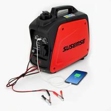 Permanent-Magnet-Silent Gasoline-Generator Portable Conversion Small Mini Micro Household