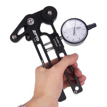 Biyclcle Spoke Tension Meter Digital Scale 0.01mm Bike Indicator Tensiometer Bicycle Spoke Tension Wheel Builders Adjust Tools