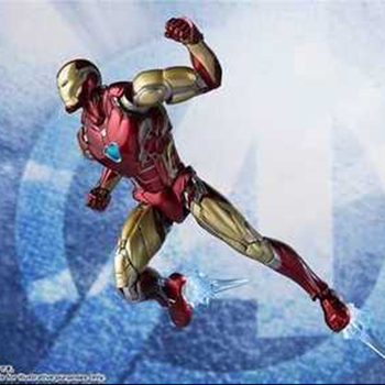 Avengers 4 Endgame IronMan MK85 Action Figure Toys Gifts for Christmas Gift Collectible Decoration