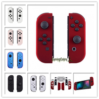 Custom Controller Housing With Full Set Buttons DIY Replacement Shell Case for Nintendo Switch Joy Con