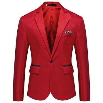 Κομψό ανδρικό σακάκι Μπλέηζερ Σακάκια Ρούχα MSOW