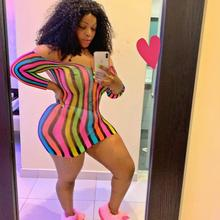 VAZN GFST170 Striped new product 2019 summer sexy lady 3colo