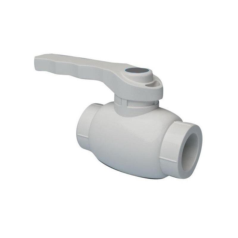 Кран шаровый ПОЛИТЭК D20 PPR (1/90)|Клапан| | АлиЭкспресс