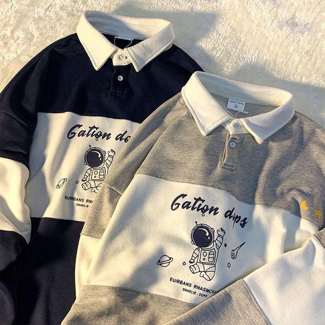2021 Summer oversize Hoodie women's letter printed Sweatshirt loose fashion polo shirt Fashionable women's Spring sweatshirt 2