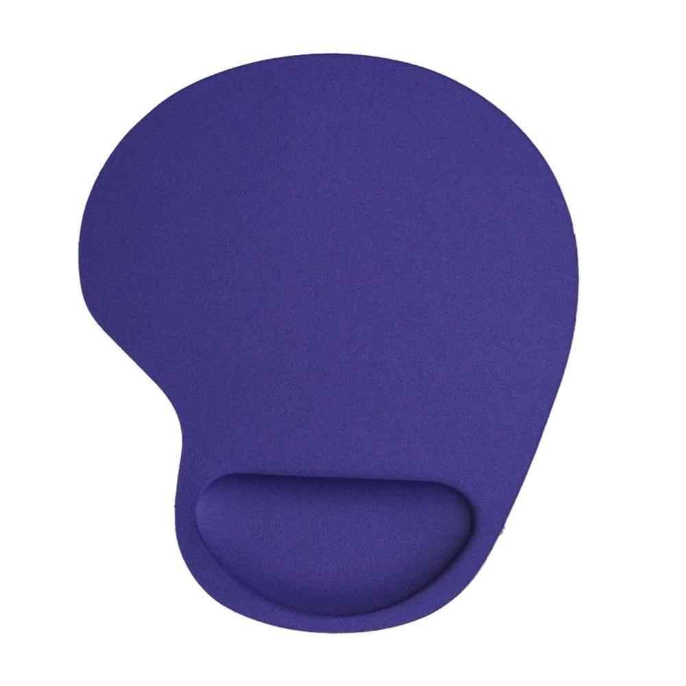 Small Feet Environmental Protection Eva Wrist Mouse Pad Computer Game Creative Solid Color New Custom Logo Eva