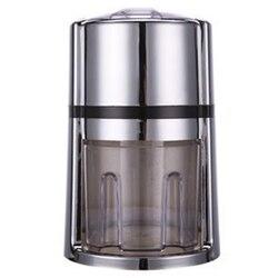 Instrukcja obsługi domu maszyna maszyna do lodu sklep herbaciany ze stali nierdzewnej handlowa maszyna do lodu piasku i maszynki do golenia|Kruszarki i maszynki do lodu|   -