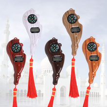 Stock Ready Digital Tasbih Electronic Rosary tally counter with Compass SXH5136