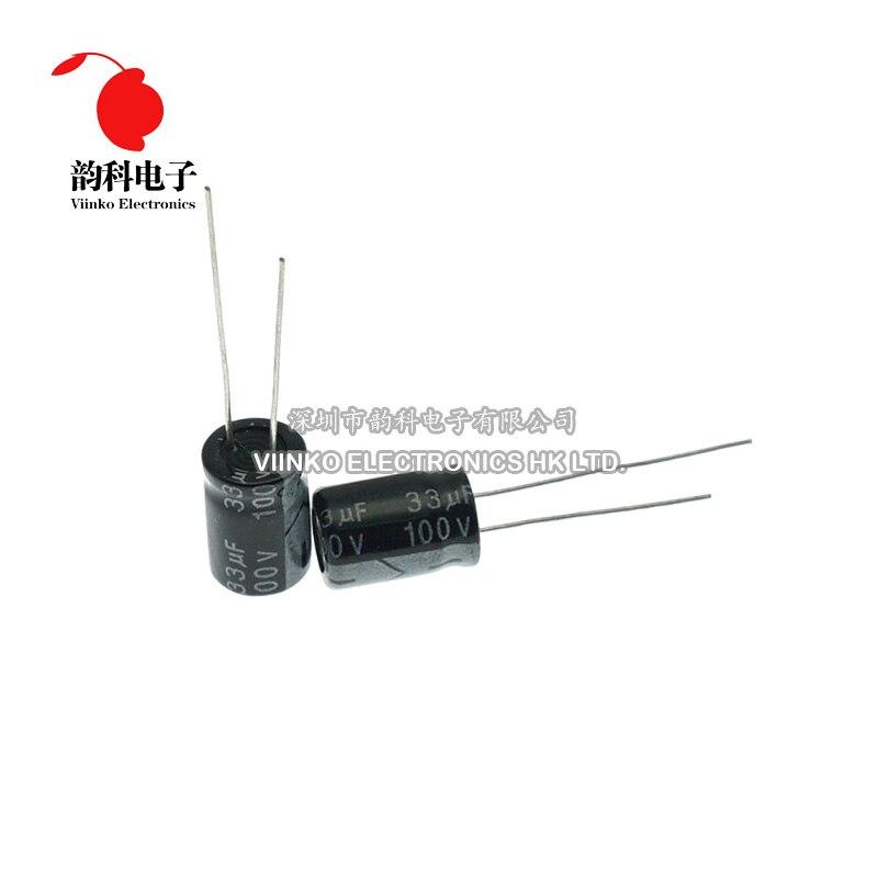 SN-T 10pcs Electrolytic Capacitors 820uF 25V